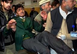 """اعتقال عدة أشخاص """"مشتبه بهم"""" على خلفية مذبحة مدرسة بيشاور"""