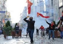 اعتقال 100 من المتظاهرين فى أنقرة