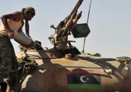 """اشتباكات عنيفة فى بنغازى بين الجيش الليبى وقوات """" ثوار بنغازى"""""""
