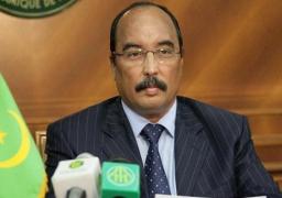 الرئيس الموريتاني: قمة نواكشوط طالبت بتدخل خارجي في ليبيا