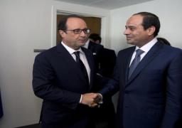 دبلوماسي : خطة عمل بين القاهرة وباريس لضبط تهريب السلاح عبر الحدود