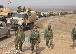 تراجع تنظيم داعش أمام هجوم الأكراد في شمال العراق