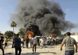مقتل 3 أشخاص وإصابة 13 في انفجار عبوتين في حادثين منفصلين ببغداد