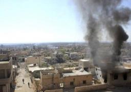 مقتل 50 وإصابة العشرات فى غارات للطيران السورى على ريف حلب