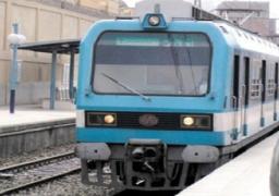 إجراءات أمنية مشددة داخل محطات مترو الأنفاق والقطارات