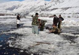 مقتل شخص وحصار أربعة في انهيار جليدي شمال شرق تركيا