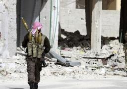 مقتل 13 وإصابة أخرين فى تفجيرين منفصلين فى ريف حلب بسوريا