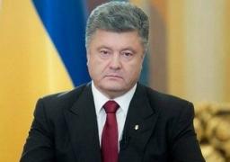 الرئيس الأوكراني: السلام خيارنا .. ولن نتخلى عن شبر واحد من تراب أرضنا