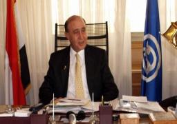 مميش: سفن العالم تطلق صافراتها بالتزامن مع حفل افتتاح قناة السويس