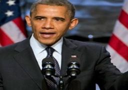 """أوباما : تنصل نتنياهو من حل الدولتين """"يجعل من الصعب """" إجراء مفاوضات جادة"""