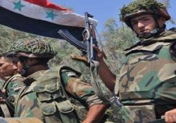 """الجيش السوري يوسع نطاق سيطرته بريف حمص ويتصدى لهجوم من """"داعش"""""""