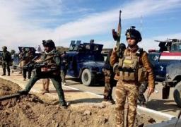 القوات العراقية تسيطر على أجزاء من تكريت