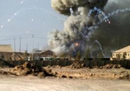 داعش يهاجم الرمادي بـ17 سيارة مفخخة