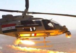 لطيران العراقي يقتل 5 من داعش بالأنبار