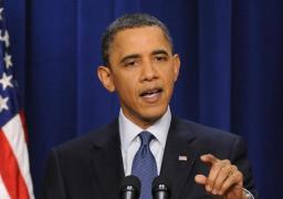 أوباما سيستقبل قادة دول الخليج في 13 مايو المقبل