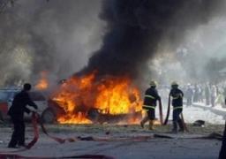 """انفجار ثان بجلال آباد وارتفاع ضحايا حادث""""بنك كابول""""لـ33قتيلا"""