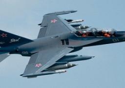 الطيران الروسي ينفذ 60 غارة على 51 موقعا للإرهابيين في سوريا