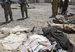 مقتل 11 جنديا أفغانيا في كمين غرب البلاد