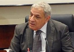 محلب يشهد مراسم توقيع مذكرة تفاهم للتعاون بين وزارة البيئة والصندوق الإجتماعي