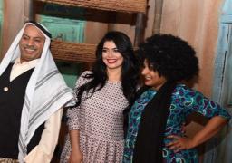 مرام تتجه للكوميديا مع طارق العلي في رمضان