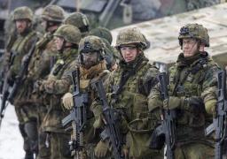 الجيش الألمانى يشارك فى مناورتين عسكريتين فى أوكرانيا