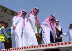 بالصور.. جثمان الراحل سعود الفيصل يصل جدة.. ويُصلى عليه في المسجد الحرام
