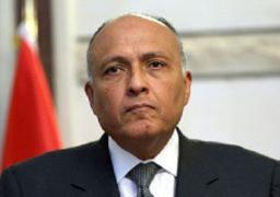 """سامح شكري: """"إعلان القاهرة"""" سيعزز التعاون والتكامل المصري السعودي"""