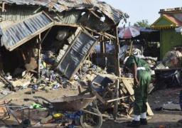 انتحاريات يفجرن انفسهن في قرية في نيجيريا ويوقعن ضحايا