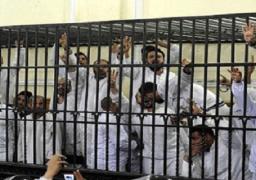 """تأجيل محاكمة 213 إرهابيا بتنظيم """"أنصار بيت المقدس"""" إلى 15 سبتمبر"""