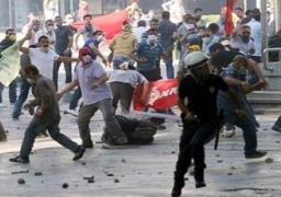 إصابة شرطي تركي و15 مواطنا في اشتباكات بين القوميين والأكراد بآنطاليا