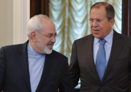 وزير الخارجية الايراني يبحث مع نظيرة الروسي في موسكو الملف النووي