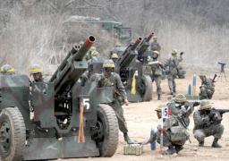 كوريا الشمالية تقصف وحدة عسكرية تابعة لكوريا الجنوبية على الحدود