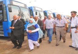 محافظ القاهرة: أتوبيسات العاصمة بالمجان للمواطنين الخميس القادم