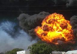 مصرع 3 فلسطينيين فى انفجار صاروخ من مخلفات الحرب برفح