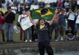 مظاهرات في البرازيل تطالب برحيل الرئيسة اليسارية ديلما روسيف