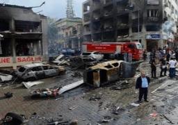 هجوم بالقنابل على مقر حزب العدالة والتنمية بتركيا يسفر عن مقتل نقيب وإصابة 5 جنود بالجيش