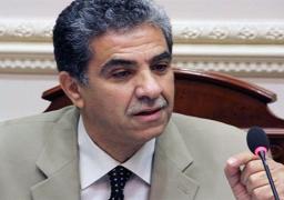 وزير البيئة : جمع وتدوير 200 ألف طن قش أرز العام الجاري