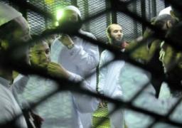 """تأجيل محاكمة متهمي """"أنصار الشريعة"""" لجلسة 4 أكتوبر"""