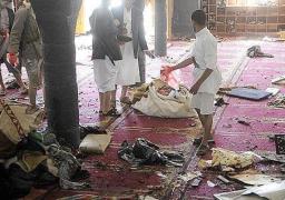"""ارتفاع عدد قتلى حادث مسجد """"المؤيد"""" في صنعاء إلى 32 شخصا"""