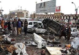 مقتل ثلاثة متورطين في اعتداء على كنيستين شرق باكستان