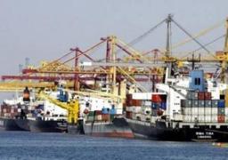 إعادة فتح ميناء السخنة بعد تحسن الأحوال الجوية