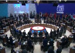 مصر تشارك لأول مرة فى اجتماعات مجموعة العشرين