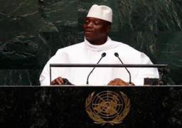 أكد على ممارسة شعائر الديانات الآخرى..رئيس جامبيا يعلن بلاده جمهورية إسلامية للتخلص من ماضيها الاستعماري