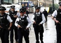 زيادة انتشار الشرطة المسلحة في مترو لندن بعد حادث طعن أشخاص