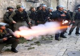 استشهاد شاب فلسطيني برصاص الاحتلال بزعم محاولته تنفيذ عملية طعن