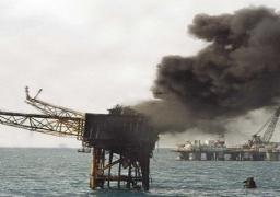 """الدفاع المدني الليبي يتمكن من السيطرة على حريق نشب بحقل """"مقيل"""" النفطي"""
