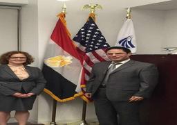 """مصر للطيران الناقل الرسمى """"للمنتدي الأمريكي للتنافسية الإقتصادية"""" بمصر في مارس 2016"""