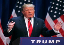 ترامب يتعهد بحل أزمة المياه بكاليفورنيا فى حال فوزه بالانتخابات الرئاسية الامريكية