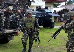 الجيش الفلبيني يعلن مقتل 54 متمردا في اشتباكات مسلحة جنوب البلاد