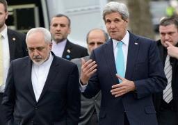كيرى يلتقى وزير الخارجية الإيرانى فى أوسلو